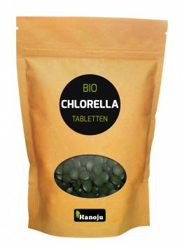 Hanoju Bio Chlorella 400 mg 1250 Tabletten