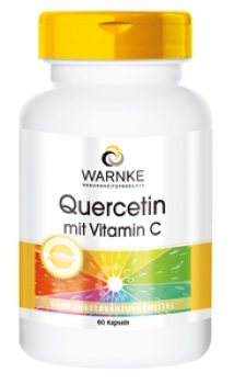 Quercetin 250mg mit Vitamin C 300mg