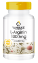 L-Arginin 1000mg - 90 Tabletten, vegi